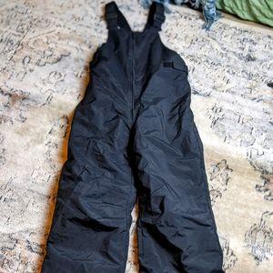 Columbia Youth Snow Bib Overalls Pants Sz Lg